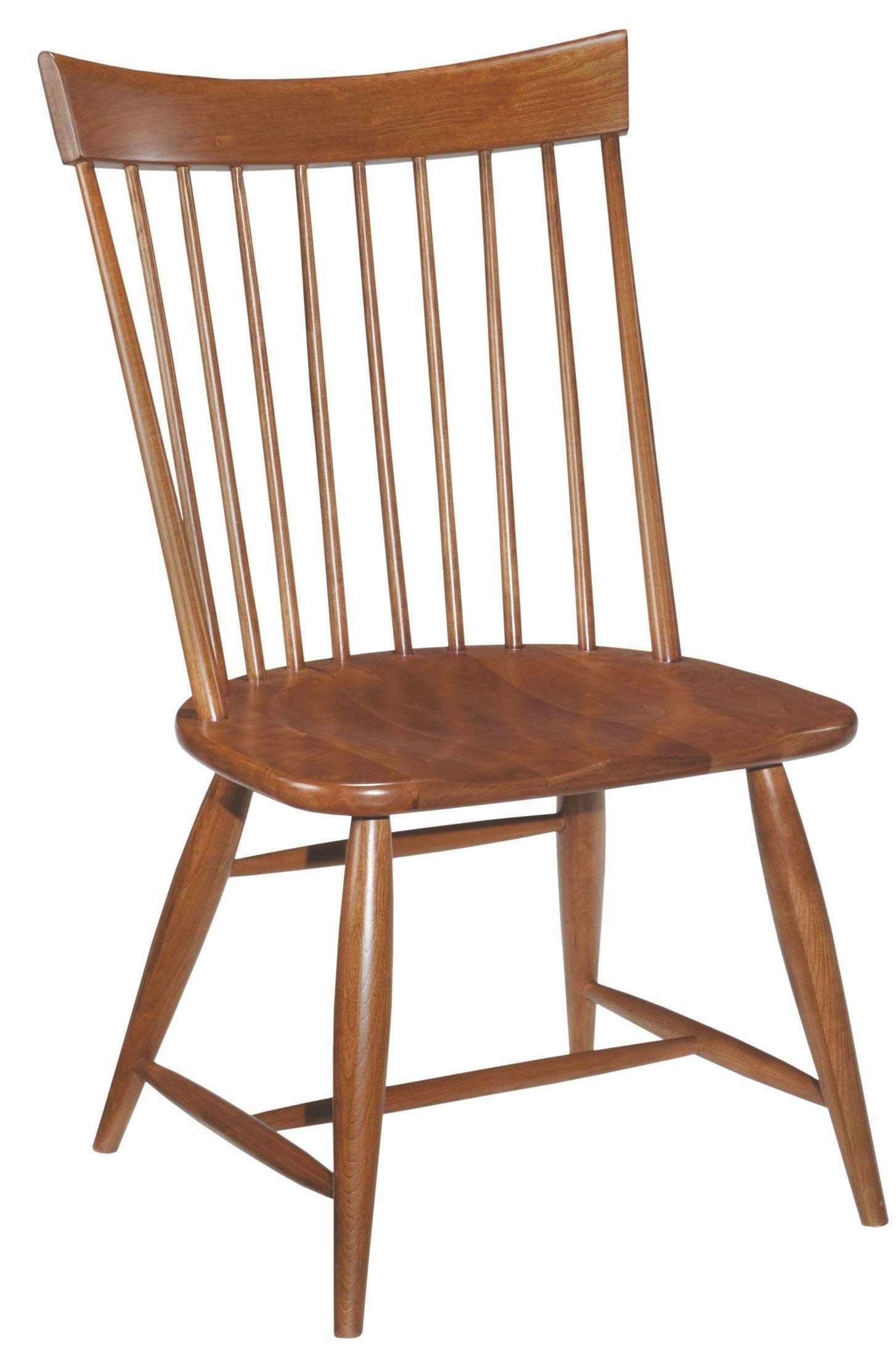 Cherry Park Windsor Side Chair from Kincaid 63063V