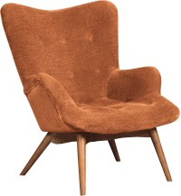 Pelsor Orange Accent Chair, 6340361, Ashley