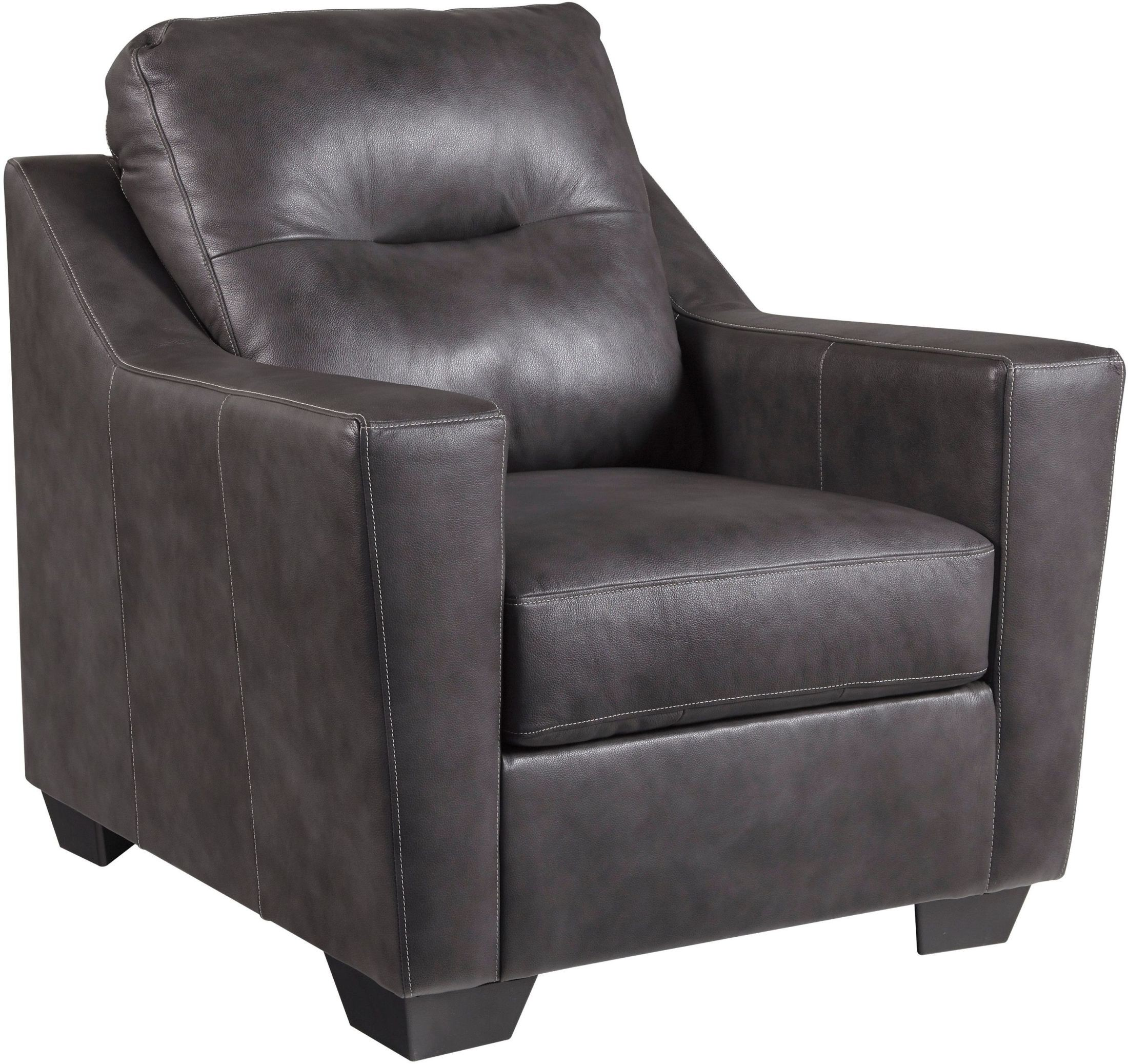 Kensbridge Charcoal Chair from Ashley  Coleman Furniture