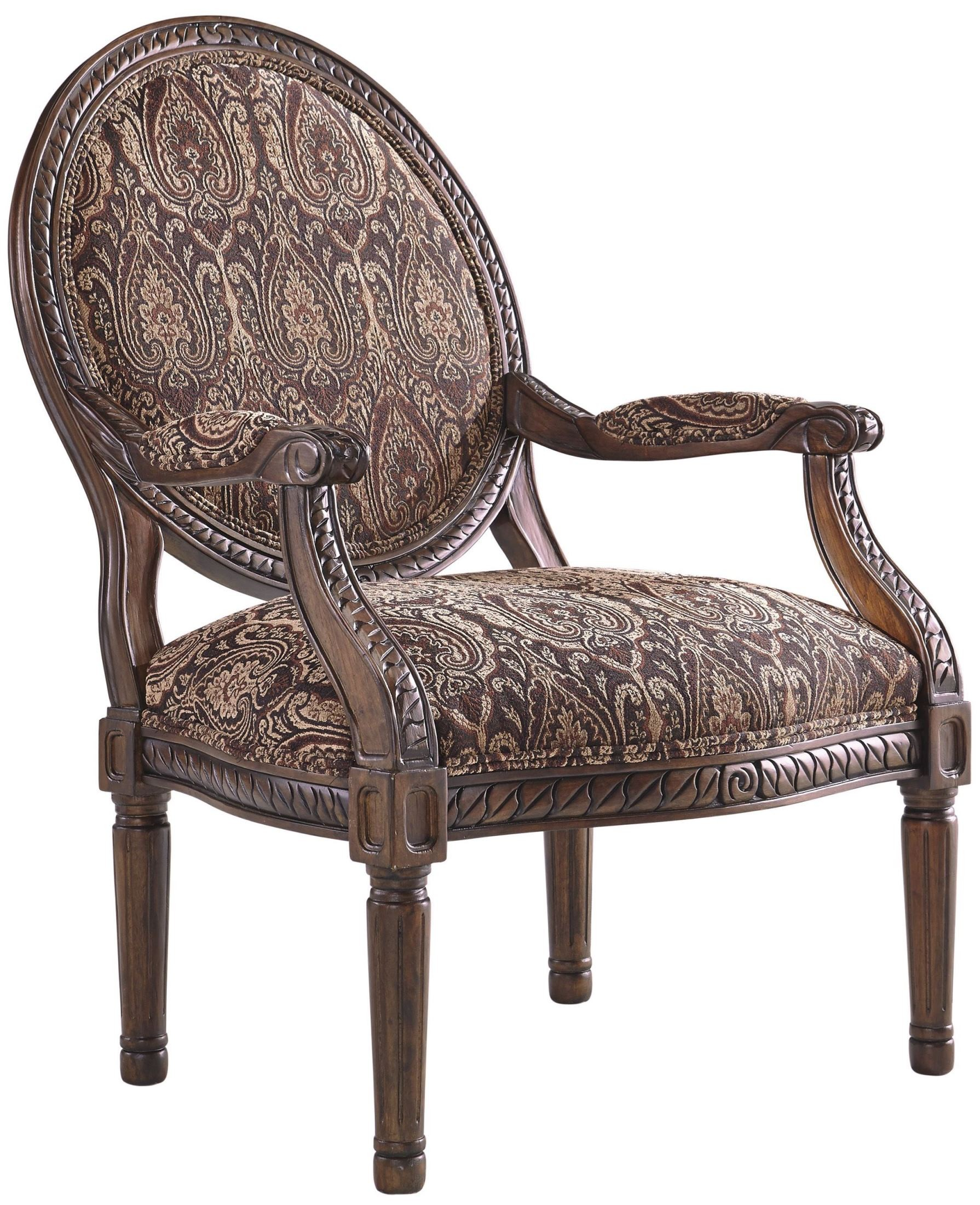 Brown Accent Chairs Vanceton Brown Accent Chair From Ashley 6740260