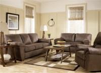 Amazon Walnut Living Room Set from Ashley (67505 ...