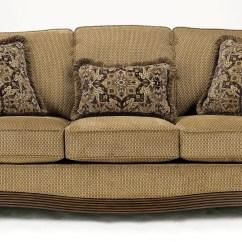 Ashley Sleeper Sofa Flexsteel Conversation Sofas Lynnwood Amber Queen 6850039 Furniture