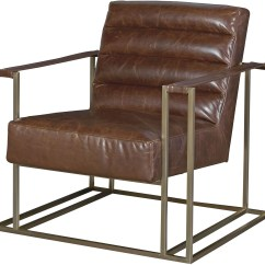 Accent Chairs To Match Brown Leather Sofa Turner Pottery Barn Reviews Jensen Chair From Universal Coleman Furniture