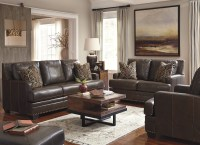 Corvan Antique Living Room Set from Ashley (6910338 ...