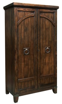 Rogue Valley Wine & Bar Cabinet from Howard Miller (695122 ...