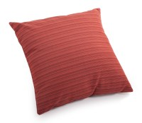 Doggy Rust Red Small Pillow from Zuo Mod (703284