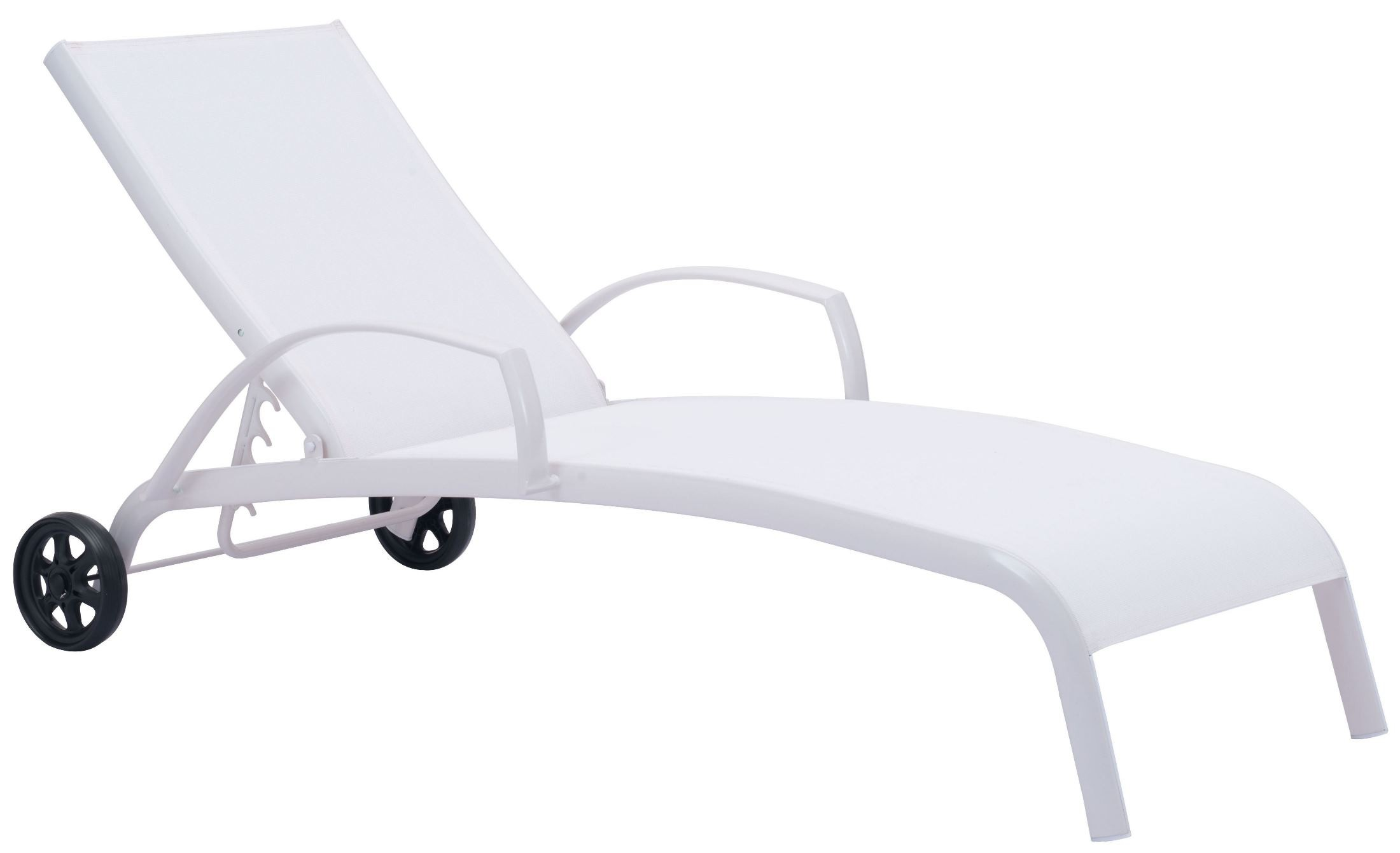 white chaise lounge chair rubbermaid high philippines casam from zuo mod 703602 coleman