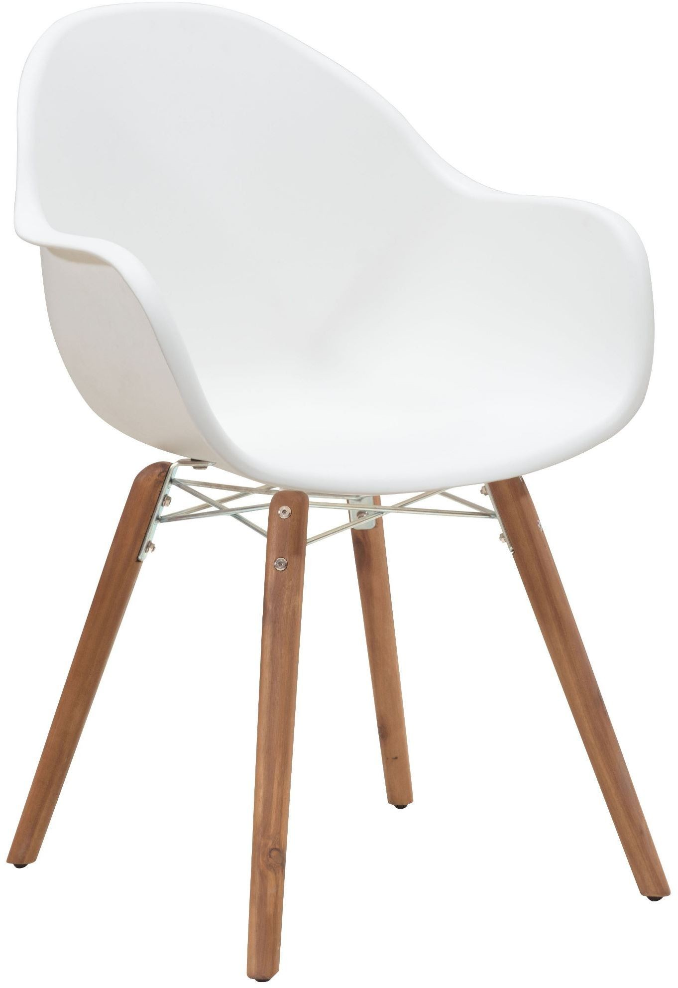 white dining chairs set of 4 futuristic office chair tidal from zuo coleman furniture