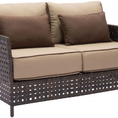 Brown And Beige Sofa Y Compania Pinery From Zuo Coleman Furniture