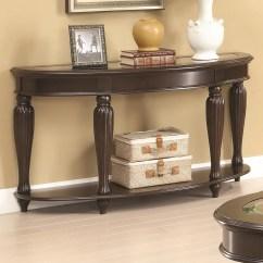 Dark Sofa Tables Sprintz Furniture Sofas 703849 Merlot Table From Coaster
