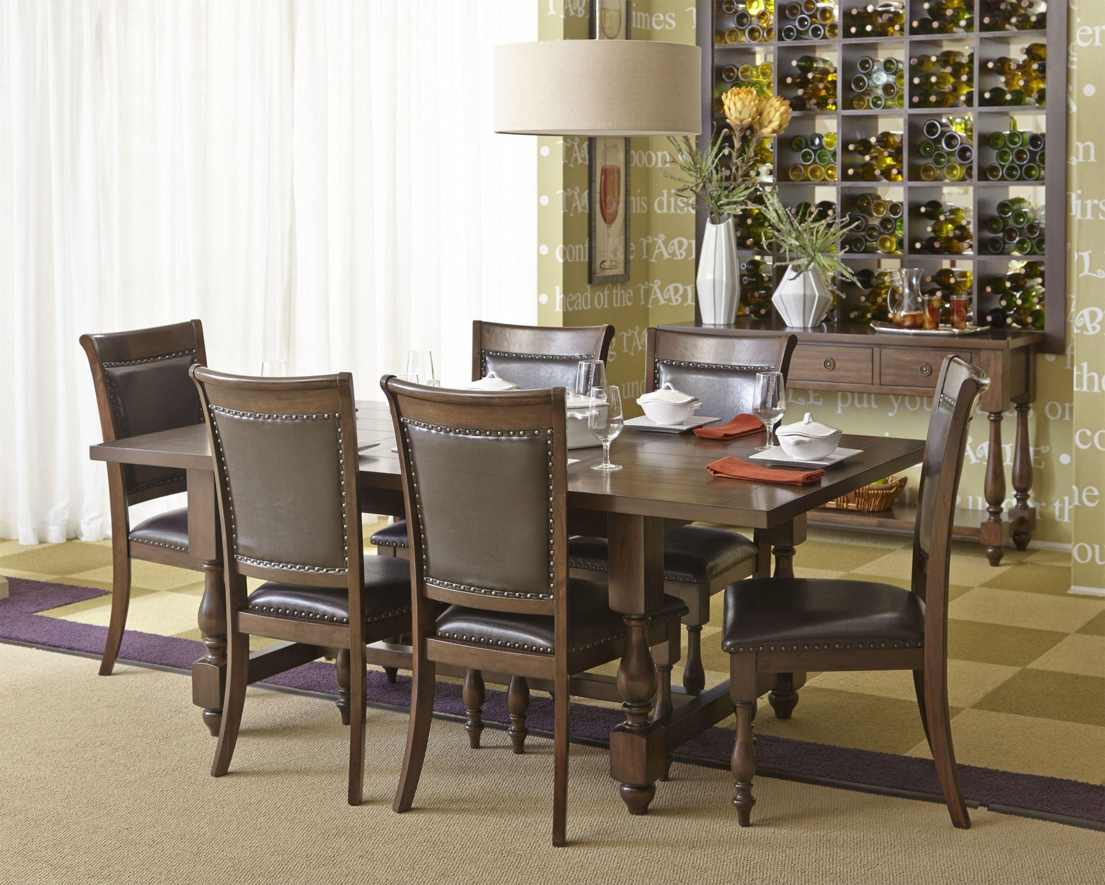 Grand Havana Dining Room Set 72378 Jofran