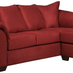 Darcy Sofa Chaise Ashley Furniture Used Castro Convertible Bed Salsa Sectional From 7500118