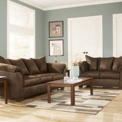 Ashley Darcy Sleeper Sofa Review Broyhill Nebraska Furniture Mart Cafe Living Room Set From (75004) | Coleman ...