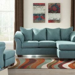 Darcy Sofa Chaise Ashley Furniture Wooden Set Designs Catalogue Pdf Sky From 7500618 Coleman
