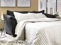 Darcy Black Full Sofa Sleeper from Ashley | Coleman Furniture