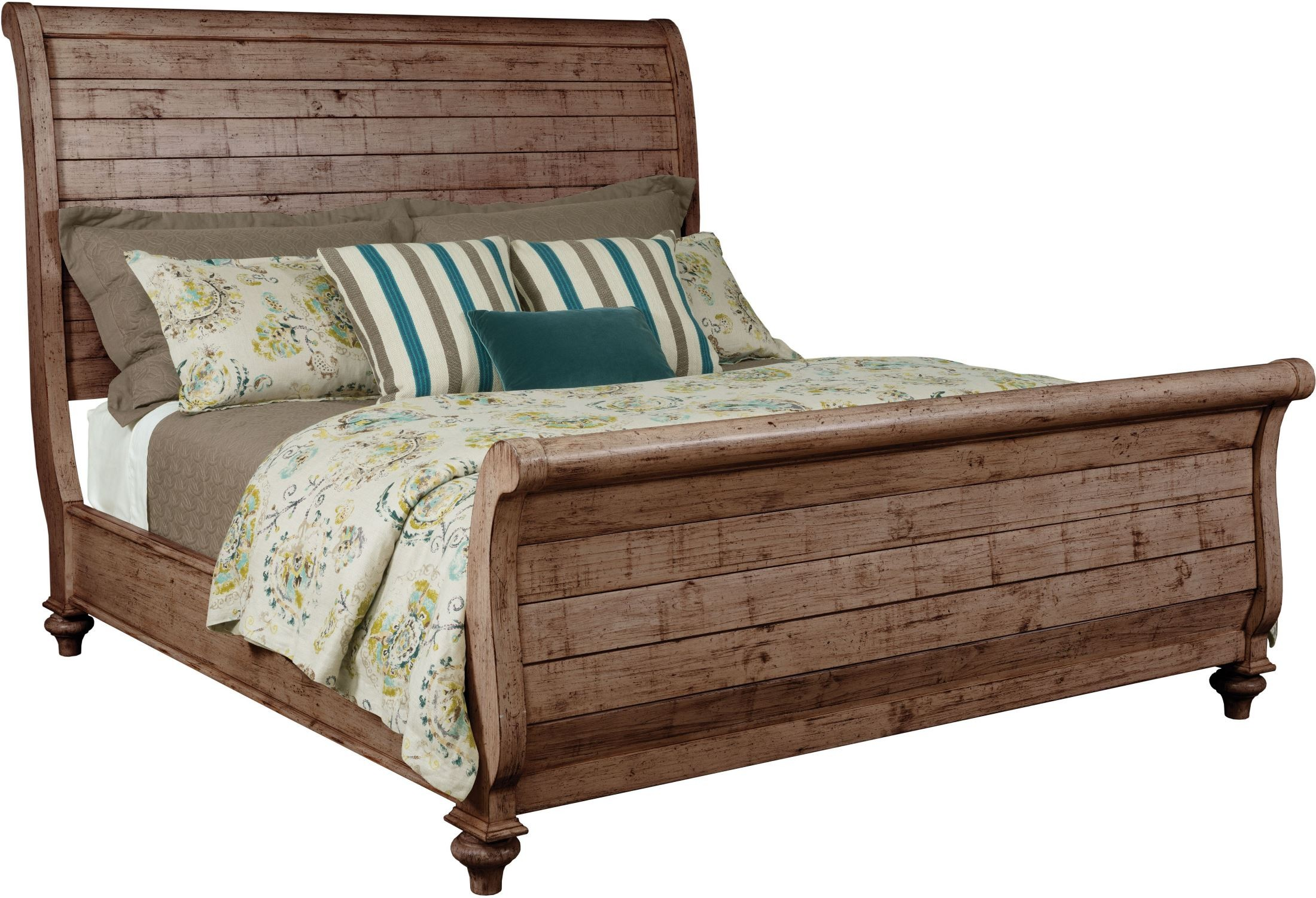 kincaid sofas reviews sofa couch cushion covers weatherford heather lynton queen sleigh bed from