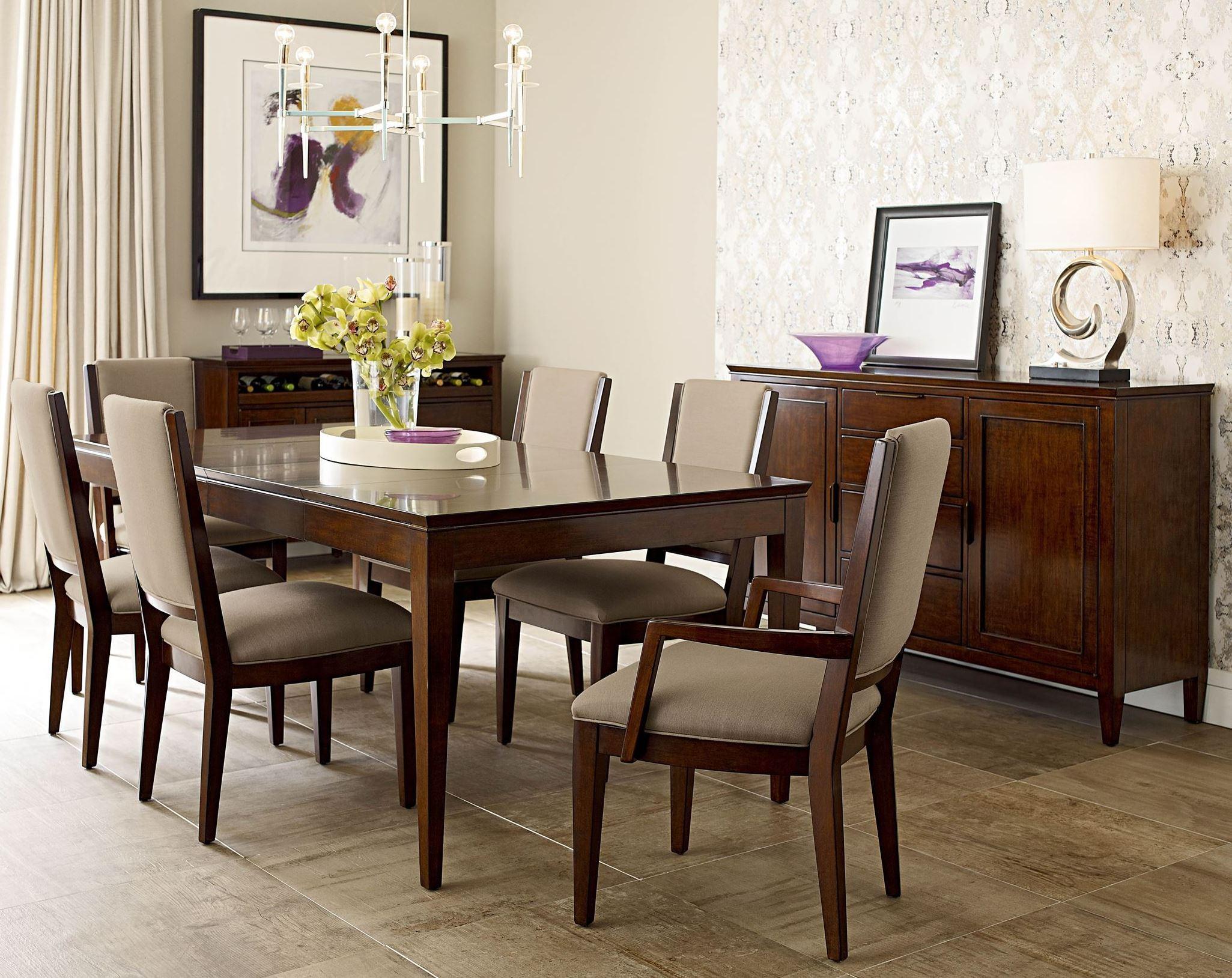 Elise Extendable Leg Dining Room Set From Kincaid (77054