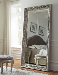Rhianna Silver Patina Floor Mirror from Pulaski (788112 ...