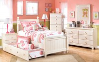 Cottage Retreat Youth Poster Trundle Bedroom Set from ...