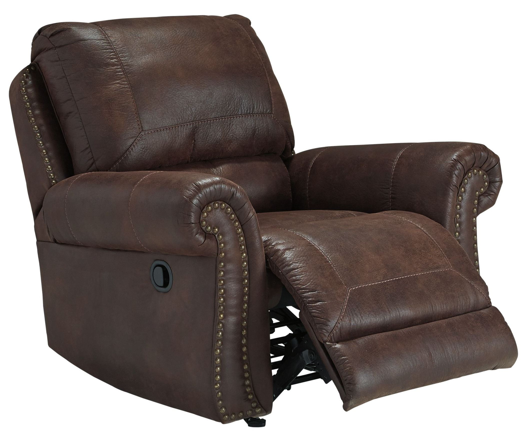 coleman rocking chair modern leather dining chairs uk breville espresso rocker recliner from ashley 8000325