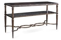 Marni Metal Sofa Table from ART (803307-1227) | Coleman ...