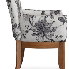 Floral Arm Chair High Chairs For Babies And Toddlers Sophisticate Set Of 2 From Somerton