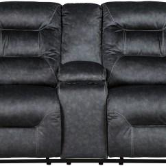 Grey Power Reclining Sofa Bed Waldheim Gray Loveseat From Ashley