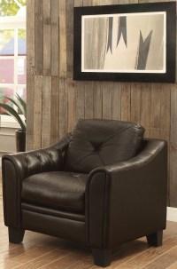 Memphis Brown Living Room Set from Homelegance | Coleman ...