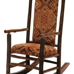 Hickory Chairs For Sale Costco Furniture Rocking Standard Fabric Chair From Fireside Lodge