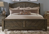 Modern Country Poster Bedroom Set from Liberty (833-BR-QPS ...