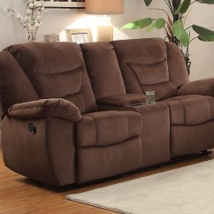 Glider Sofas Stretch Cover For 3 Seater Sofa Triplett Chocolate Double Reclining Console