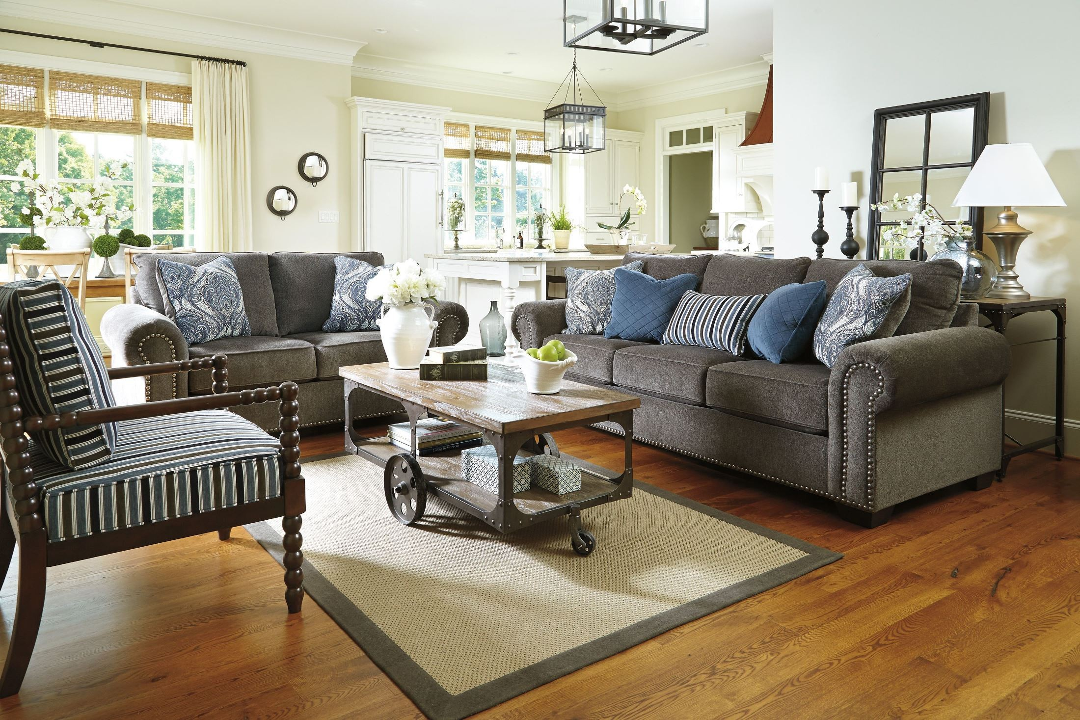 navasota charcoal sofa ashley furniture contoh desain l minimalis regal accent chair from 8700260