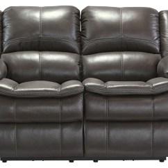 Grey Power Reclining Sofa Mid Century Modern Style Sofas Long Knight Gray Loveseat From Ashley