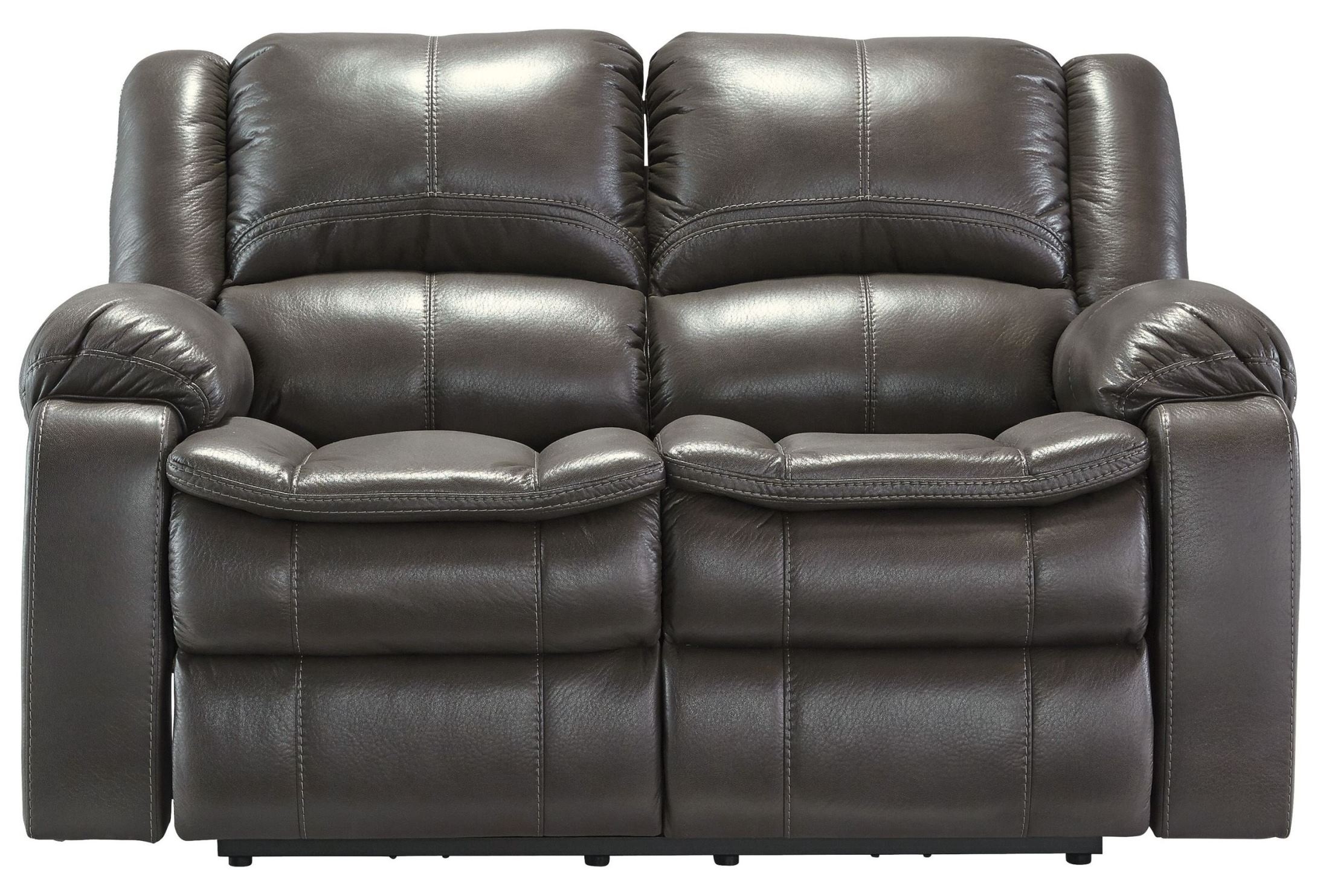 4 person reclining sofa england collegedale reviews long knight gray loveseat from ashley 8890686