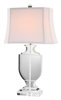 Kit Narrow Urn Crystal Table Lamp from Steinworld (90028 ...
