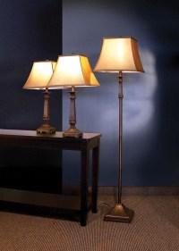 Brown Floor Lamp 901160 from Coaster (901160) | Coleman ...