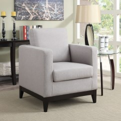 Light Gray Accent Chairs Large Size Office Grey Chair From Coaster 902608 Coleman