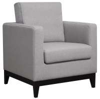 Light Grey Accent Chair from Coaster (902608) | Coleman ...