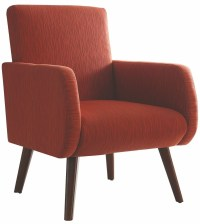 Orange Accent Chair, 902782, Coaster Furniture