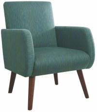 Blue Accent Chair, 902783, Coaster Furniture