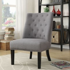 Grey And White Accent Chair Thomas The Train With Storage 902923 Black From Coaster Coleman