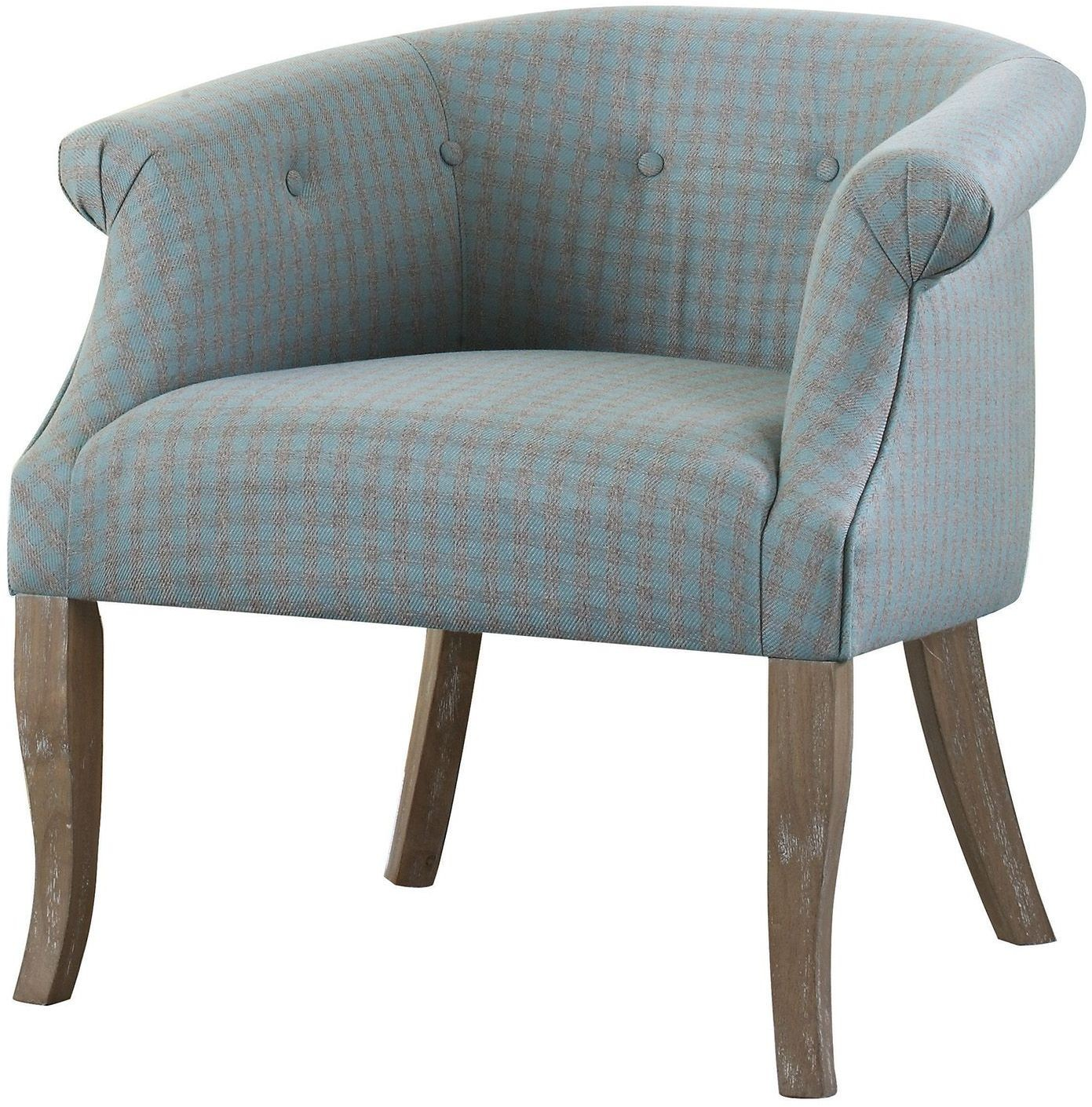 Light Gray Accent Chairs Light Blue And Gray Accent Chair From Coaster Coleman