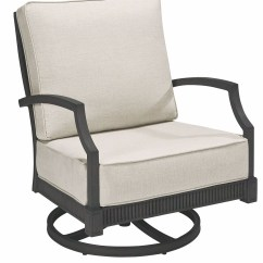 Coleman Rocking Chair Breakfast Table And Set Morrissey Sullivan Charcoal Outdoor Club