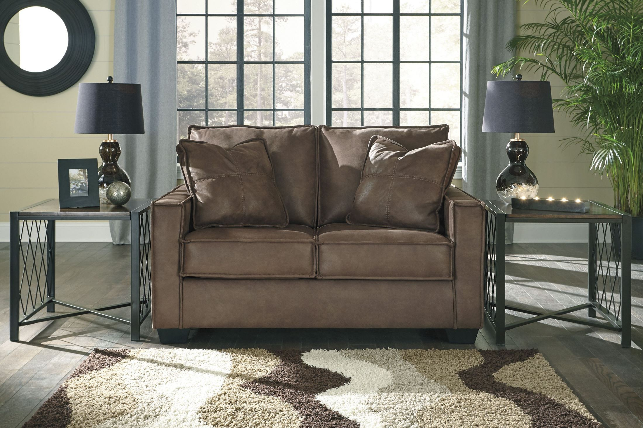Terrington Harness Loveseat from Ashley  Coleman Furniture