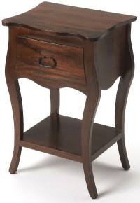 Rochelle Antique Walnut Nightstand from Butler | Coleman ...