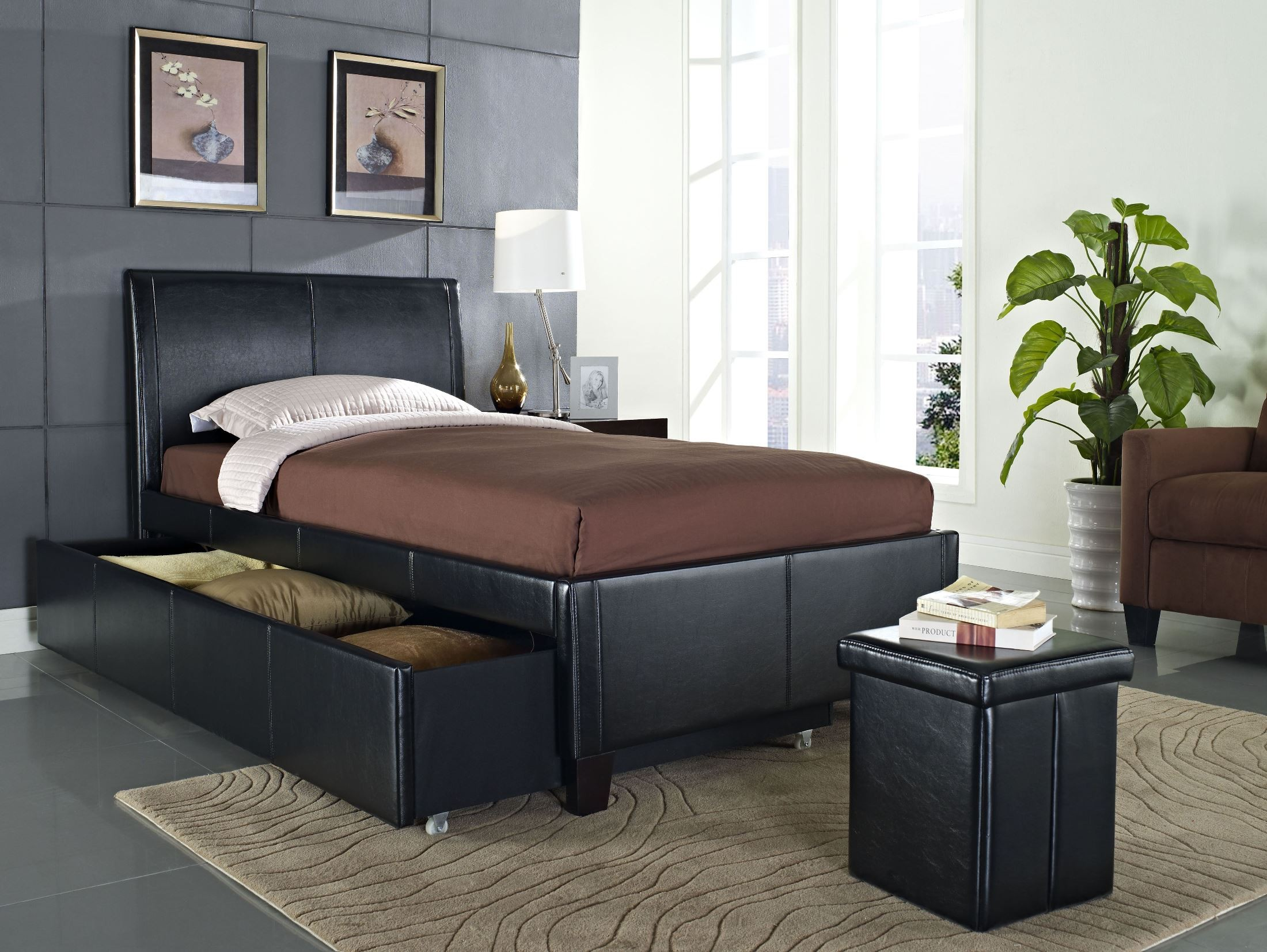 sofa cleaning nyc cost best sleeper queen new york black full upholstered trundle bed from standard