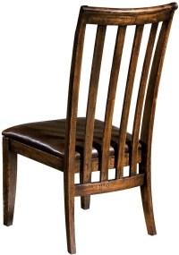 Harbor Springs Rustic Hardwood Side Chair Set of 2 from ...
