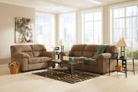 Zorah Mocha Living Room Set