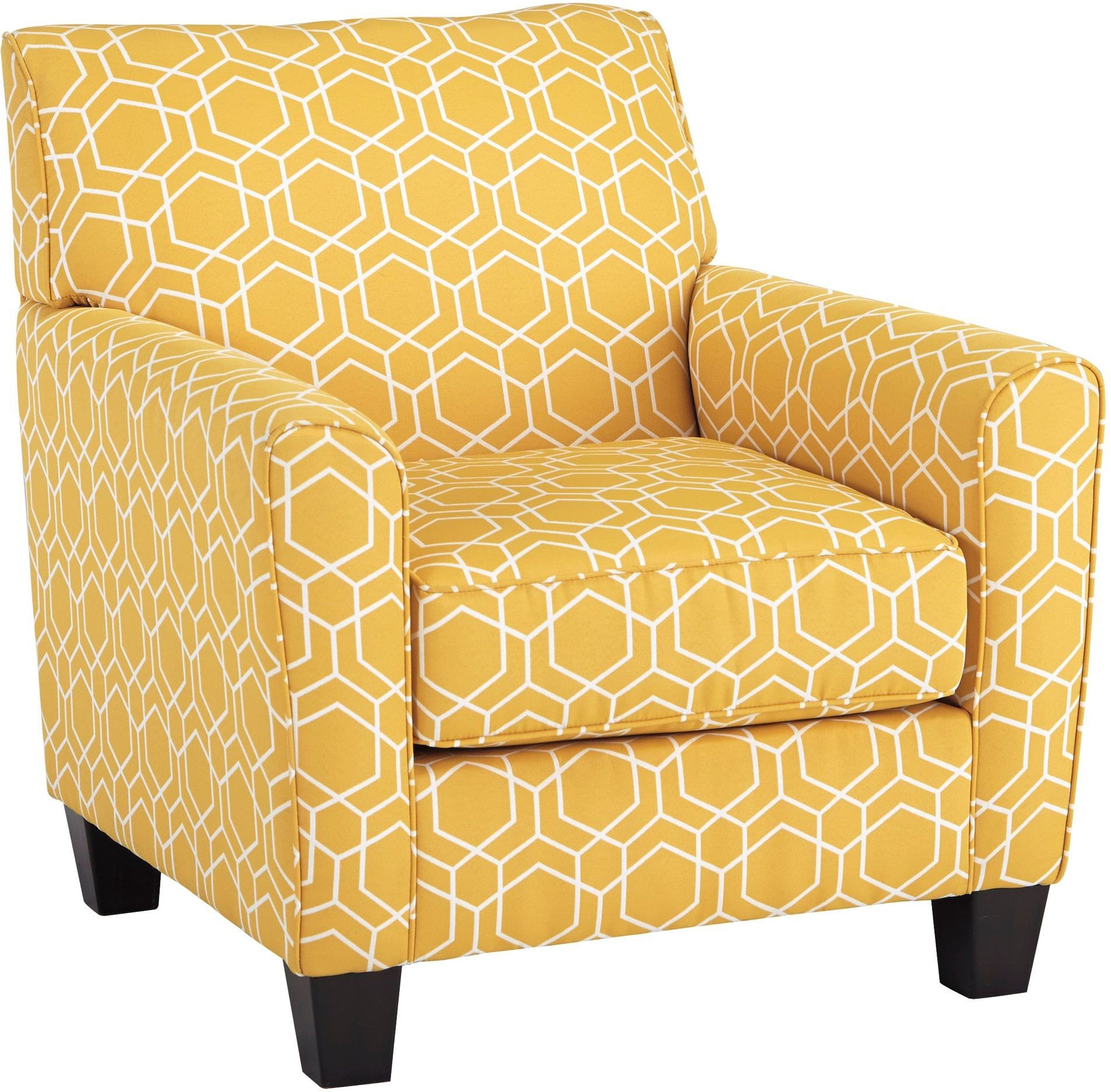 Gold Accent Chairs Ayanna Nuvella Gold Accent Chair From Ashley Coleman