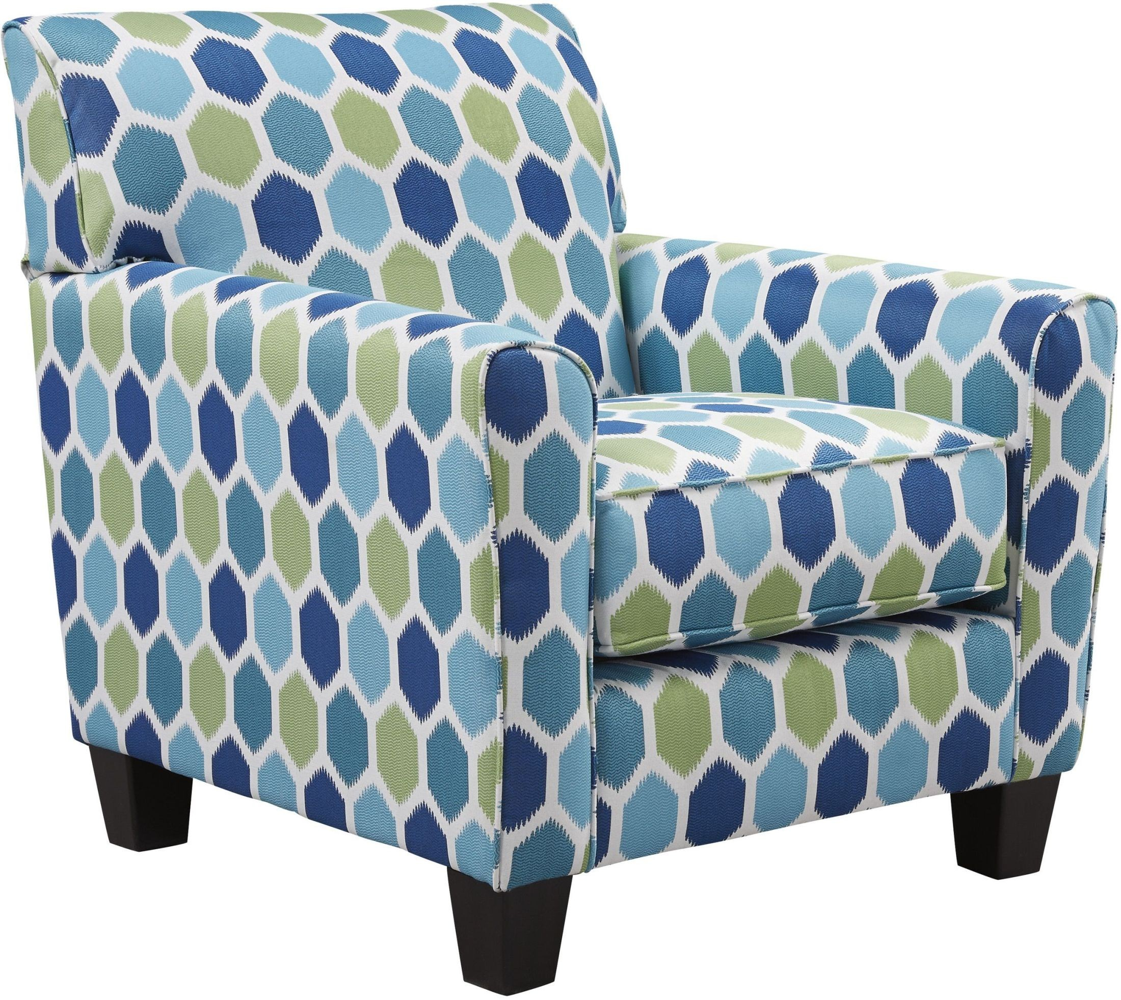 turquoise accent chairs reclining lift ayanna nuvella chair from ashley